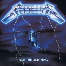 Metallica: Ride The Lightning, CD