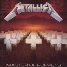 Metallica: Master Of Puppets, LP