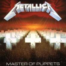 Metallica: Master Of Puppets, CD