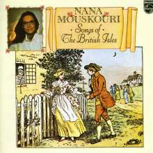 Nana Mouskouri: Songs Of The British Isles, CD