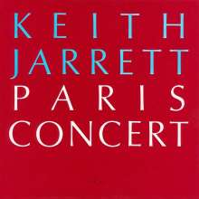 Keith Jarrett (geb. 1945): Paris Concert, CD