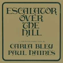 Carla Bley (geb. 1938): Escalator Over The Hill, 2 CDs