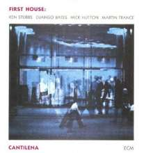 First House: Cantilena, CD