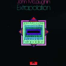 John McLaughlin (geb. 1942): Extrapolation, CD
