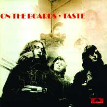 Taste: On The Boards, CD