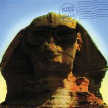 Kiss: Hot In The Shade, CD
