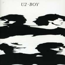 U2: Boy, CD