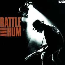 U2: Rattle And Hum, CD