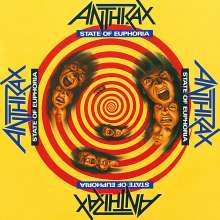 Anthrax: State Of Euphoria, CD