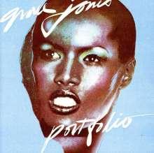 Grace Jones: Portfolio, CD