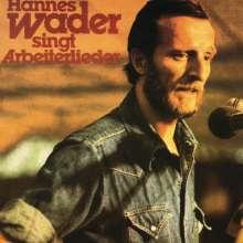 Hannes Wader: Hannes Wader singt Arbeiterlieder, CD