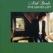 Nick Drake: Five Leaves Left (Jewelcase), CD