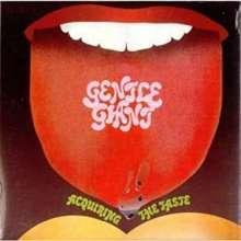Gentle Giant: Acquiring The Taste, CD