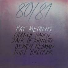 Pat Metheny (geb. 1954): 80/81 - The Complete Edition, 2 CDs