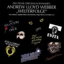 Andrew Lloyd Webber (geb. 1948): Welterfolge, CD