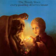 The Moody Blues: Every Good Boy Deserves Favour (9 Tracks), CD