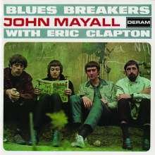 John Mayall & Eric Clapton: John Mayall & The Bluesbrakers With Eric Clapton (24 Tracks), CD
