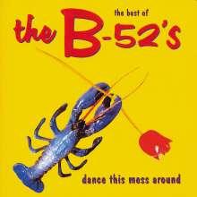 The B-52s: Dance This Mess Around, CD
