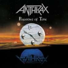 Anthrax: Persistence Of Time, CD
