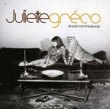 Juliette Gréco: Je suis comme je suis, 2 CDs