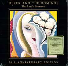 Derek & The Dominos: The Layla Sessions (20th Anniversary Edition), 3 CDs