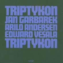 Jan Garbarek (geb. 1947): Triptykon, CD
