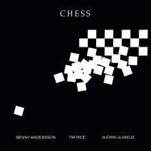 Musical: Chess, 2 CDs