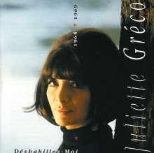 Juliette Gréco: Deshabillez-Moi, CD