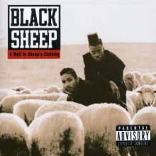 Black Sheep (Hip-Hop): A Wolf In Sheep's Clothing, CD