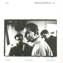 Jimmy Giuffre (1921-2008): The Jimmy Giuffre 3, 1961 (180g), 2 LPs