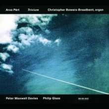 Arvo Pärt (geb. 1935): Orgelwerke, CD
