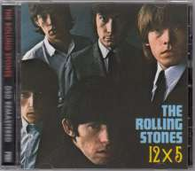 The Rolling Stones: 12 x 5, CD