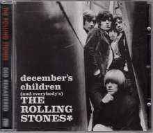 The Rolling Stones: December's Children, CD