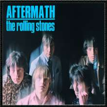 The Rolling Stones: Aftermath (US-Version), CD