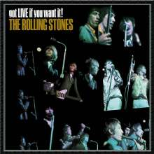 The Rolling Stones: Got Live If You Want It!, CD