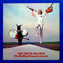 The Rolling Stones: Get Yer Ya-Ya's Out: The Rolling Stones In Concert 1969 (remastered), LP