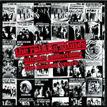 The Rolling Stones: Singles Collection: The London Years, 3 CDs