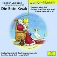 Herman van Veen singt und erzählt Die Ente Kwak, CD