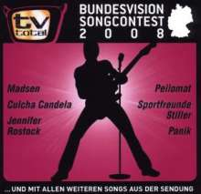 Bundesvision Song Contest 2008, CD