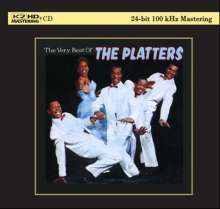 The Platters: The Very Best Of The Platters (K2HD Mastering), CD