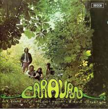 Caravan: If I Could Do It All Over Again I'd Do It All Over You, CD