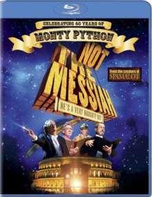 Not The Messiah: Not The Messiah, Blu-ray Disc