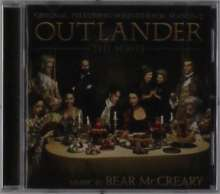 Filmmusik: Outlander: Season 2 - O.S.T., CD