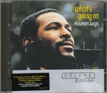 Marvin Gaye: What's Going On - Deluxe Edition, 2 CDs