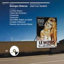 Georges Delerue (1925-1992): Filmmusik: Le Mepris, CD