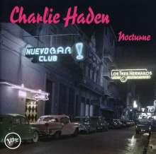 Charlie Haden (1937-2014): Nocturne, CD