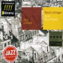 René Urtreger (geb. 1934): Joue Bud Powell, CD