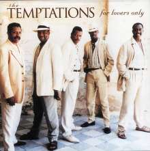The Temptations: For Lovers Only, CD