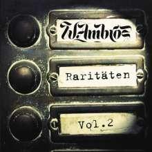 Wolfgang Ambros: Raritäten Vol.2, CD