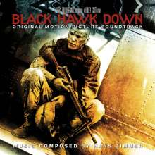 Filmmusik: Black Hawk Down, CD